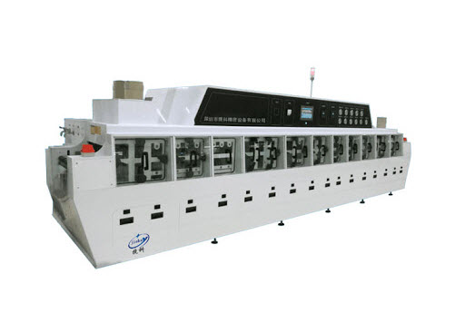 on line full-automatic PCBA cleaning