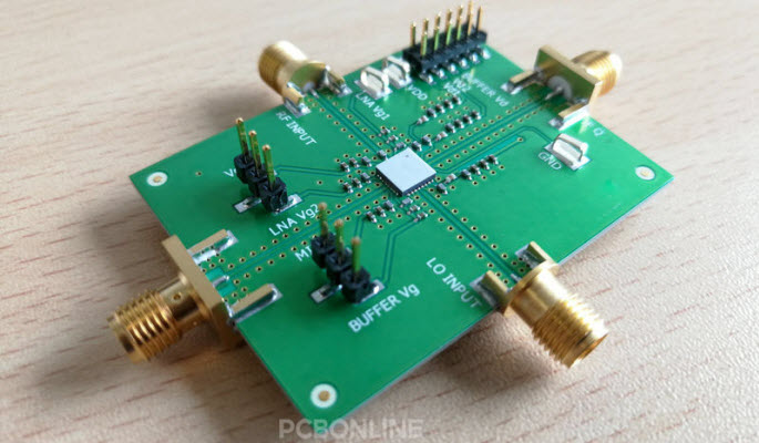 high-frequency PCBA for PCB EMC design